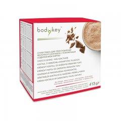 Krémový koktejl se sníženým obsahem tuků - příchuť čokolády bodykey™ 413 g