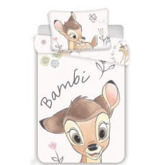 Povlečení do postýlky Bambi baby 100/135, 40/60