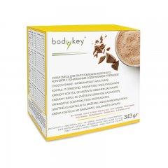 Krémový koktejl se sníženým obsahem sacharidů - příchuť čokolády bodykey™ 343 g