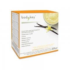 Krémový koktejl - příchuť vanilky bodykey™ 329 g