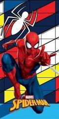 DETEXPOL Osuška Spiderman 3D Bavlna - Froté, 70/140 cm