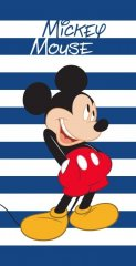Osuška Mickey proužky 70/140