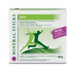 Mineral Sticks Zinc NUTRILITE™ 30 ks