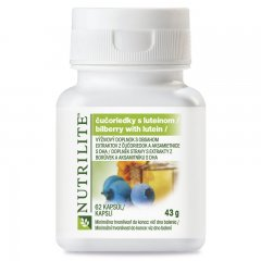 Bilberry with Lutein NUTRILITE™ 72 tablet