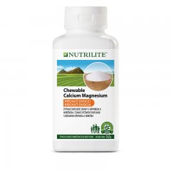 Chewable Calcium Magnesium NUTRILITE™ 80 tablet