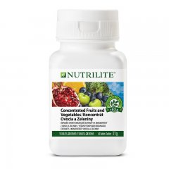 Concentrated Fruits and Vegetables NUTRILITE™ 60 tablet