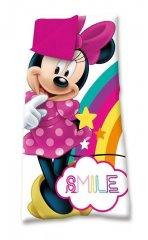 EUROSWAN Spací pytel Minnie Smile Polyester, 68/138 cm