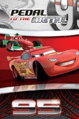 Fleece deka Cars 2016 100/150