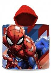 Pončo Spiderman pruhy 60/120