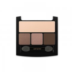 Paleta očních stínů - náplň ARTISTRY SIGNATURE COLOR™ Natural Glow 1 x 4,5 g a 3 x 1 g