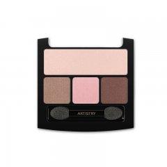 Paleta očních stínů - náplň ARTISTRY SIGNATURE COLOR™ Pink Chocolate 1 x 4,5 g a 3 x 1 g