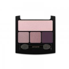 Paleta očních stínů - náplň ARTISTRY SIGNATURE COLOR™ Plumberry 1 x 4,5 g a 3 x 1 g