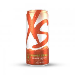 Orange Kumquat Blast – příchuť pomeranče a kumkvátu XS™ Power Drink 12 x 250 ml