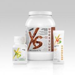 XS™ Rhodiola Plus Zaváděcí balíček