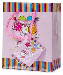 Dárková taška Hello Kitty Baloon 14/11