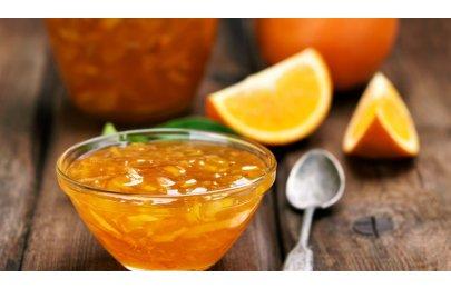 Lahodná pomerančová marmeláda