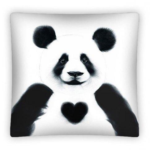 Povlak na polštářek Panda micro 40/40