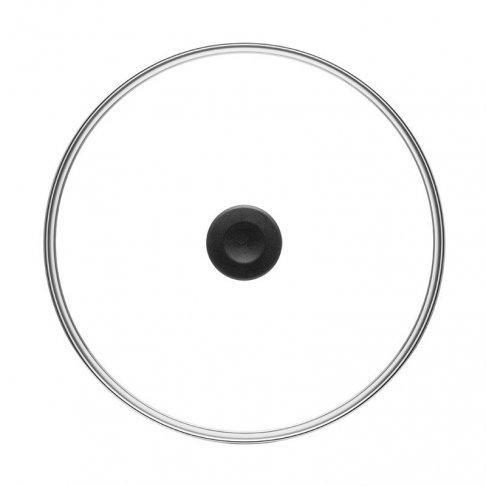 Skleněná poklička na pánev s nepřilnavým povrchem (30 cm) iCook™