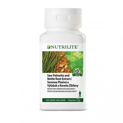 Saw Palmetto and Nettle Root Extract NUTRILITE™ 100 tablet