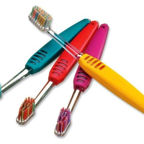 Dětské zubní kartáčky GLISTER™ 4 ks