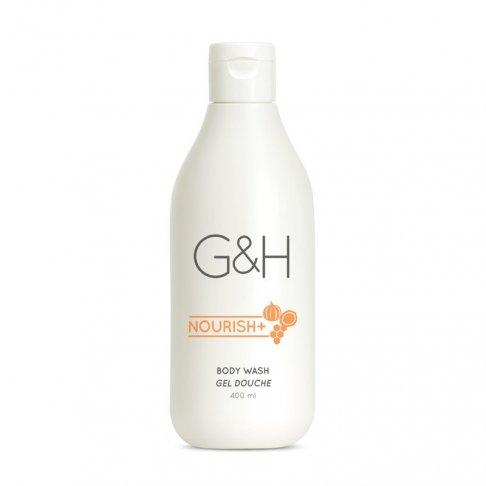 G&H NOURISH+™ Sprchový Gel 400 ml