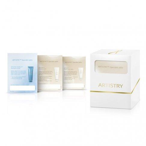 Vzorky kolekce výrobků speciální péče ARTISTRY™ 12 vzorků
