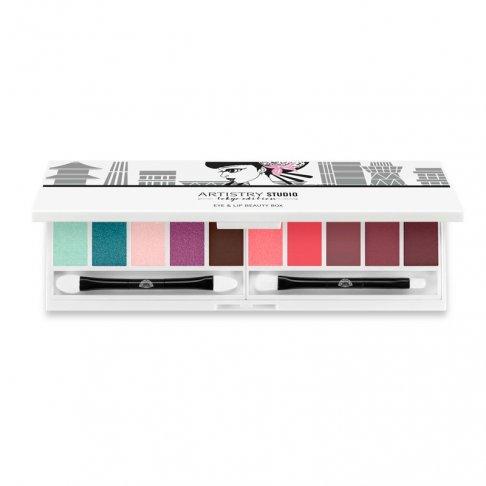 Paleta pro líčení očí a rtů ARTISTRY STUDIO™ Tokyo Kabuki Pop