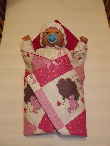 Rychlozavinovačka pro panenky Ovečky