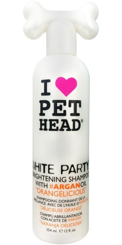 Bělící šampon PET HEAD White Party