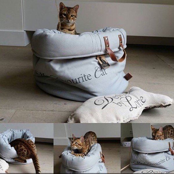 Pelíšek pro kočku PUCA