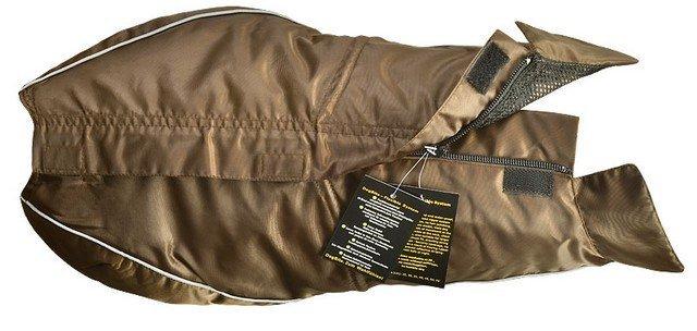 DogBite kvalitní nepromokavá bunda pro psa