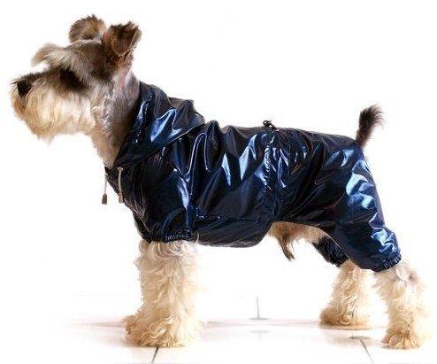 Nepromokavá pláštěnka pro psy