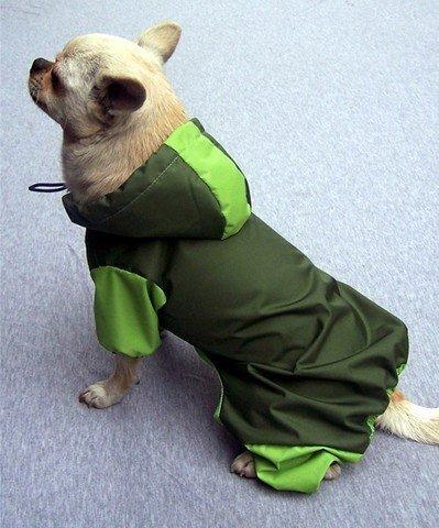 Nepromokavá pláštěnka pro psa