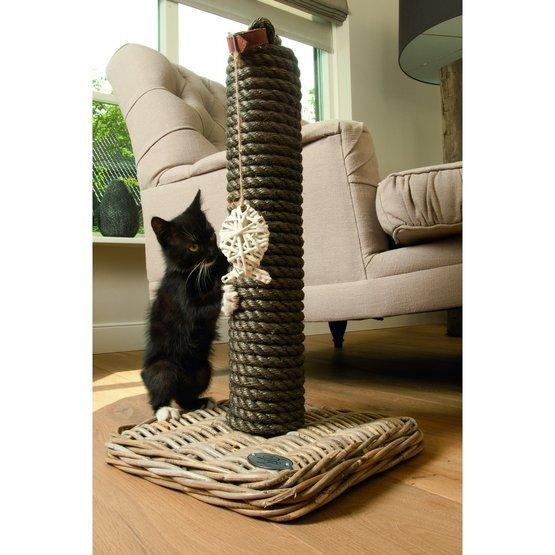 Vysoké škrabadlo pro kočku