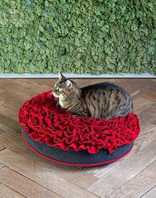 LOUNGE ROSE unikátní pelech pro kočku