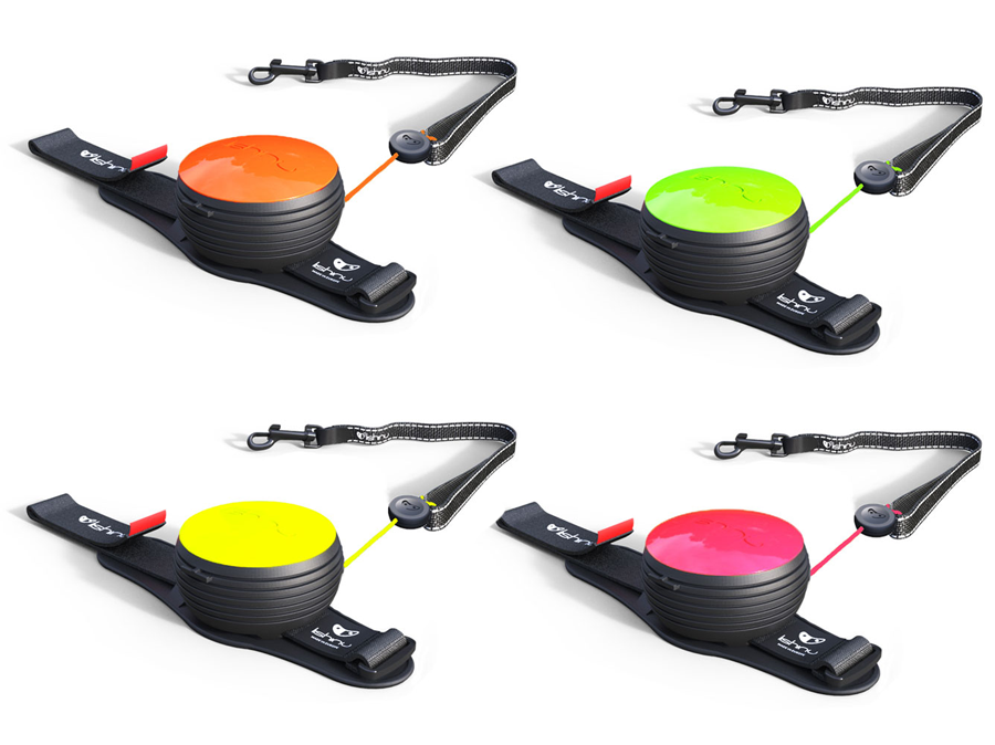 Lishinu NEON Light Lock - do 8 kg