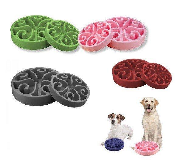 Zpomalovací misky pro psa