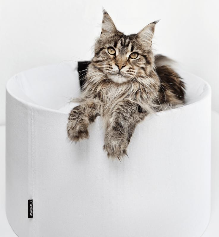 Designový pelech pro kočky
