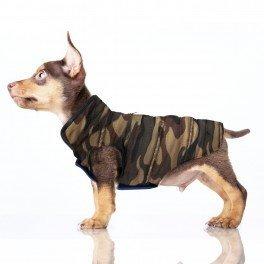 Oboustranný obleček Ethan pro psa