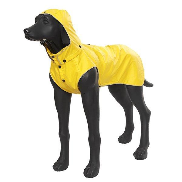Pláštěnka s kapucí pro psa