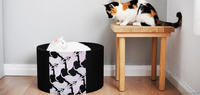 OTI vysoký pelíšek pro kočky