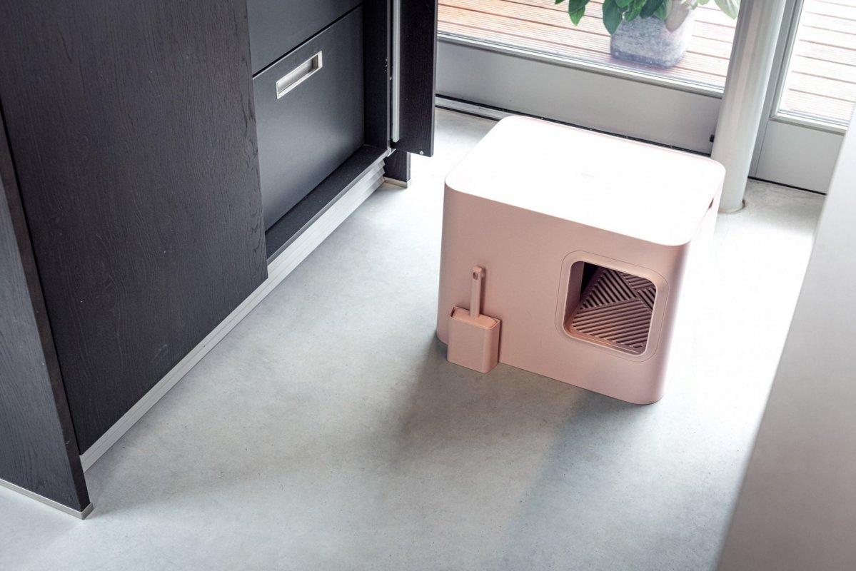 Luxusní záchod pro kočku