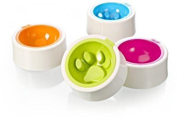 Zpomalovací miska proti hltání pro psa