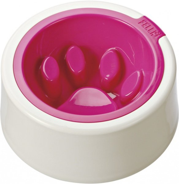 Zpomalovací miska proti hltání psa