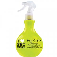 Suchý šampon PET HEAD Dog Dry Clean Spray - pro psy