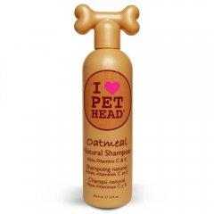 Šampon PET HEAD Oatmeal - pro citlivou pokožku