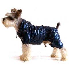 Pláštěnka pro psy - tmavě modrá