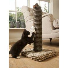 Ratanové škrabadlo pro kočku