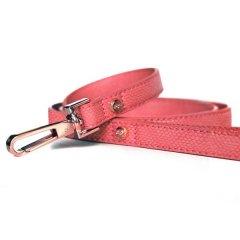 Kvalitní vodítko Naja Pink pro psa - růžové