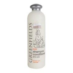 Šampon a kondicionér - pro delší srst, proti zacuchání